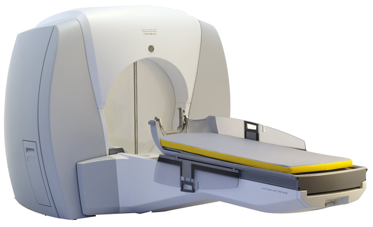 Gamma Knife radiosurgery is very precise and focuses the beams of radiation directly on the target in the brain